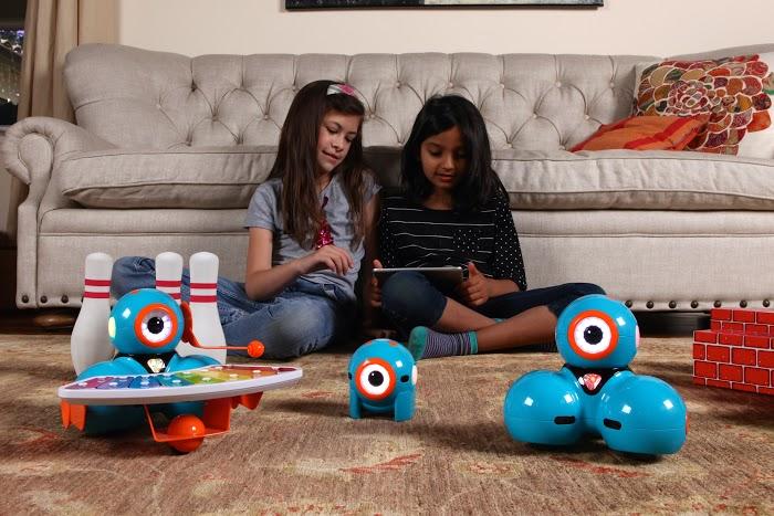 Dash and Dot Robots