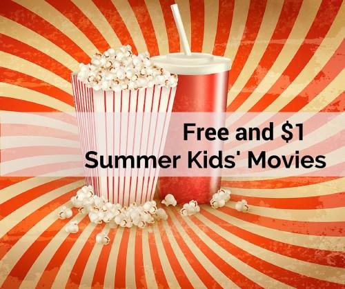 dollar movies summer 2016