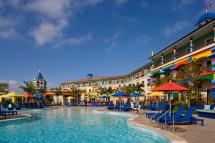 Legoland Hotel California Delawie