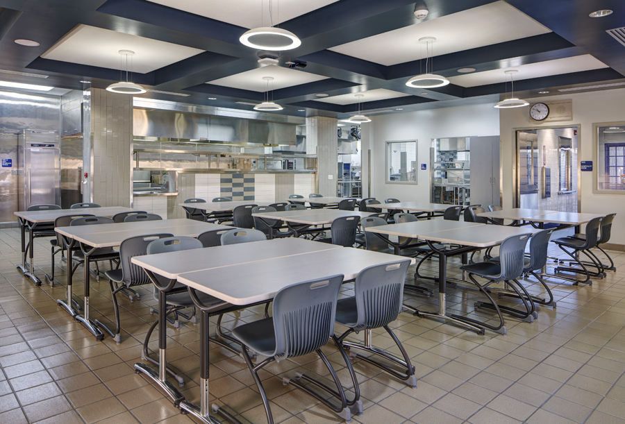 Mira Mesa High School Culinary Arts Facility  Delawie