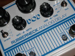 DOD Rubberneck Analog Delay GENTLY USED