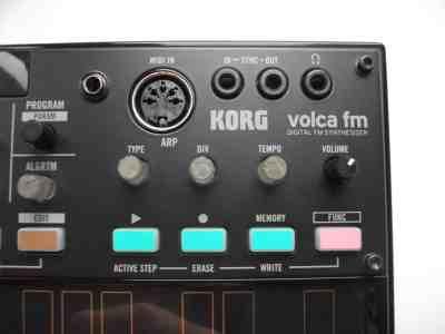 Korg Volca FM Mod