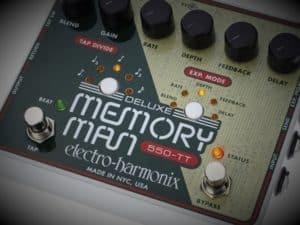 deluxe memory man tt 550