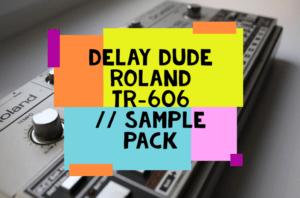 Roland TR 606 Sample Pack