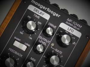 Moog MF-104M SD