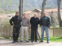 2011 04 02 Tomás, Diego, Aurelio y Goio