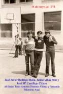 14 de mayo de 1978 Rodrigo, Viñas y Castillejo