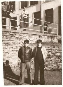 Jaime Viñas y Otazu (bajo la atenta supervisión de Balda y Kike González)