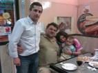 2012 Diego, Ion y sus hijas