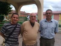 2012 Diego, Aurelio y José Luis