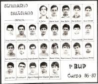 Urnieta 86-87 1º BUP