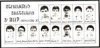 Urnieta 86-87 3º BUP