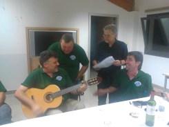Ion, Iñaki, Diego y Antonio