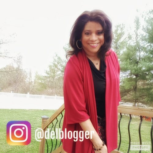 Antionette Blake, the Delaware Blogger