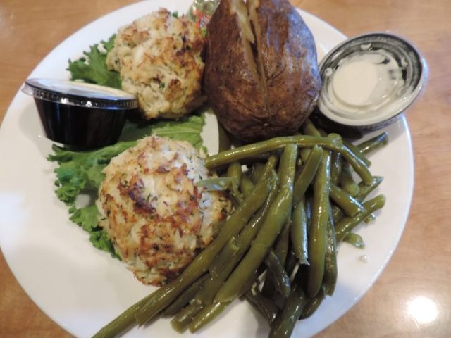 crab cakes in Ocean City