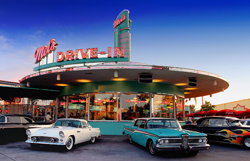 Drive In Theatres in the United States