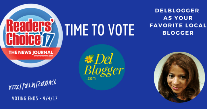 Time to Vote for DelBlogger