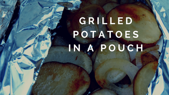 Grilled Potatoes in a Pouch
