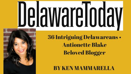 Delaware Today – 36 Intriguing Delawareans • Antionette Blake