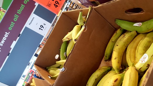 Plantains are heart healthy
