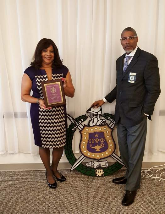 Omega Psi Phi Awards Brunch