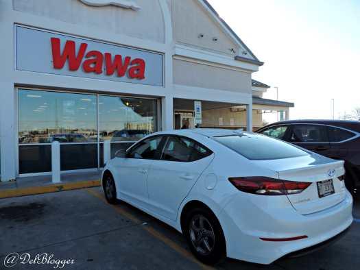 Hyundai-Elantra-Eco-Review-parked-at-wawa