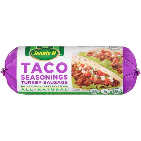 jennieo-taco-seasoning-sausage