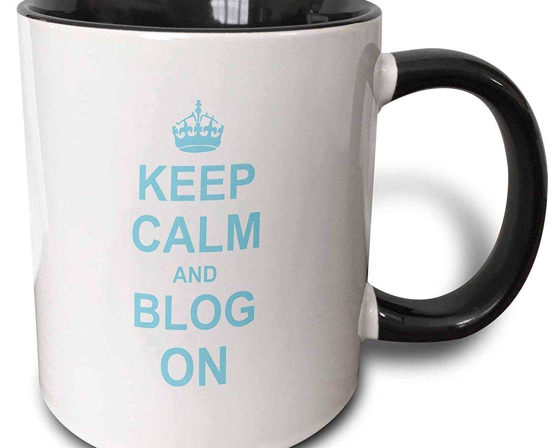 personalized-blogger-mug