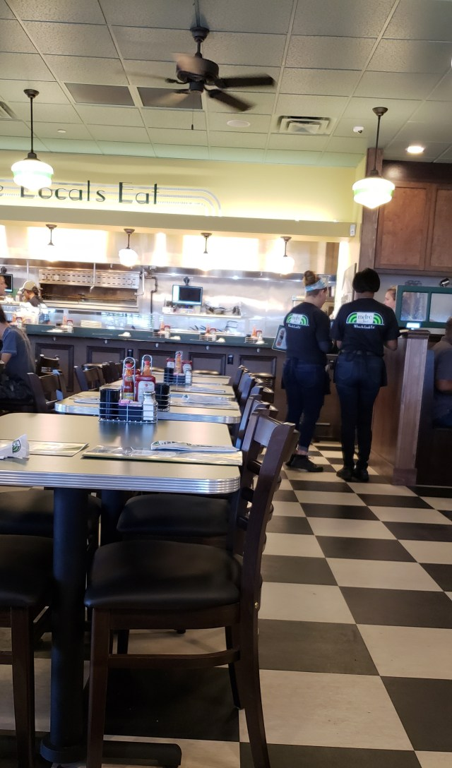 Metro Diner Waitstaff
