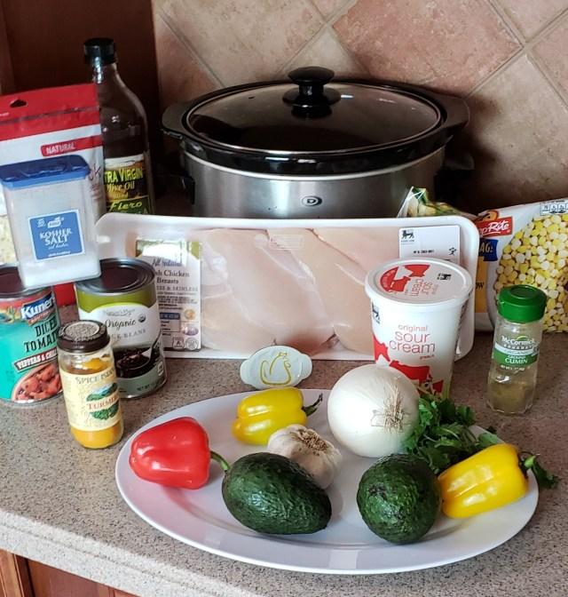 ingredients-chicken-tortilla-soup