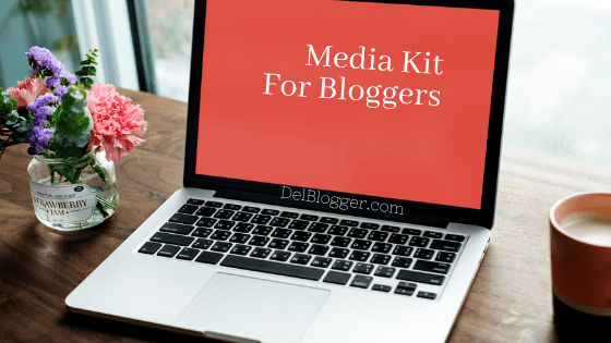 Media Kit for Bloggers