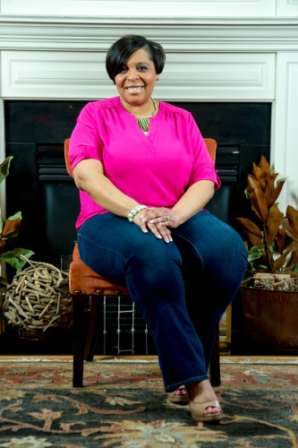 Qiana Cressman, Founder and President of Emerge Woman Magazine