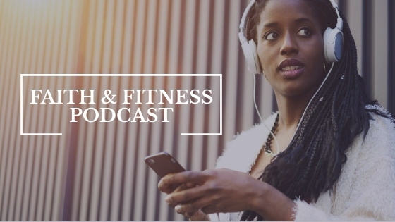 Faith & Fitness Podcast Interview with Lynette Oliver