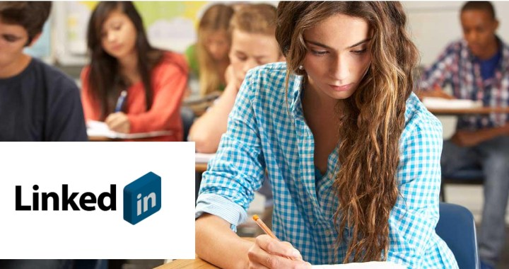 Building a Brand on LinkedIn For High School Students