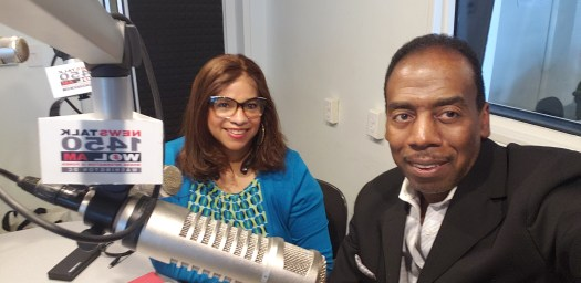 Delaware Blogger on Radio One