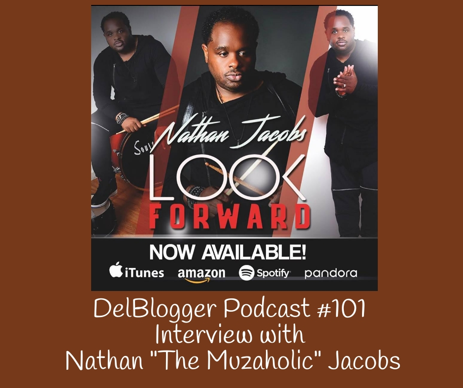 DelBlogger Podcast interview with Nathan Jacobs