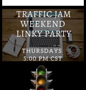 Traffic Jam Weekend Linky Party #195