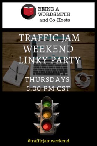 Traffic Jam Weekend Linky Party