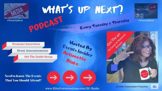 What's Up Next Podcast