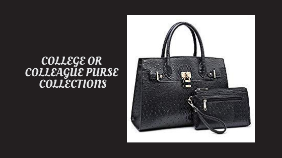 College or Colleague Purse Collections