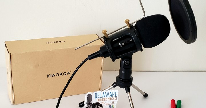 Podcasting Condenser Microphone from Xiaokoa