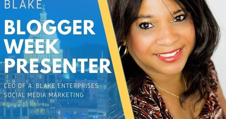 BloggerWeek Presenter and Podcaster with Roland Martin