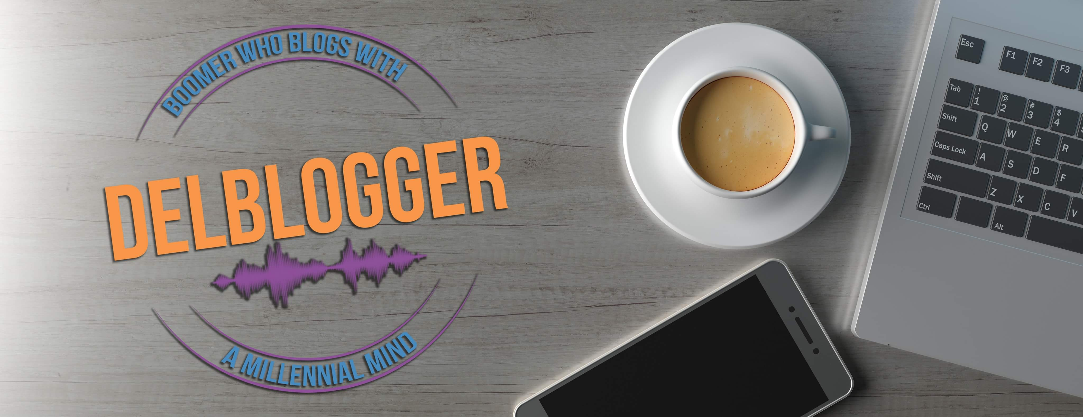 DelBlogger Banner