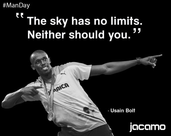 Usain Bolt quote