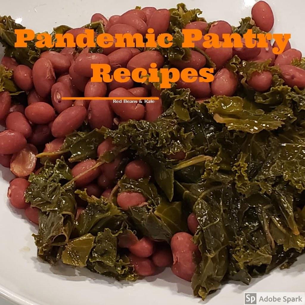 Pandemic Pantry Recipes