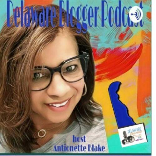 Delaware Blogger Podcast Cover Art
