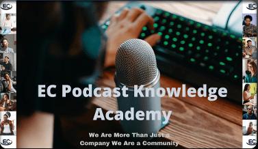EC Podcast Media Knowledge Academy Logo