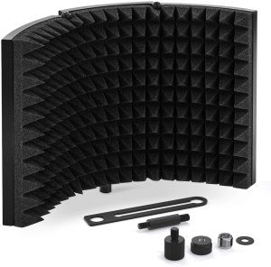 Portable Sound Booth for Podcasting