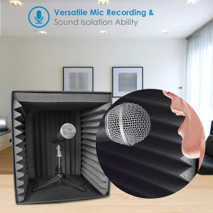 Podcasting Sound Booth