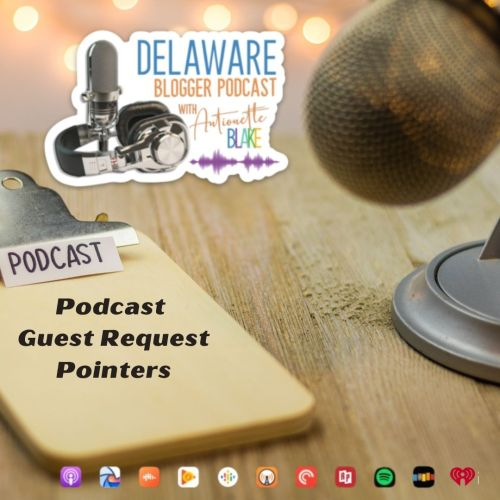 Podcast Guest Request Pointers